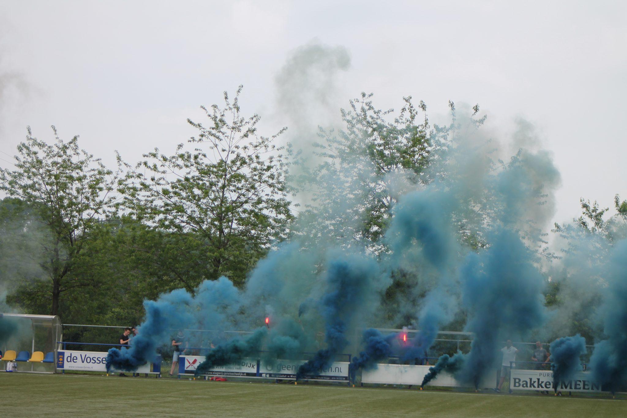 Foto's Delden 1 - SV Halle 1