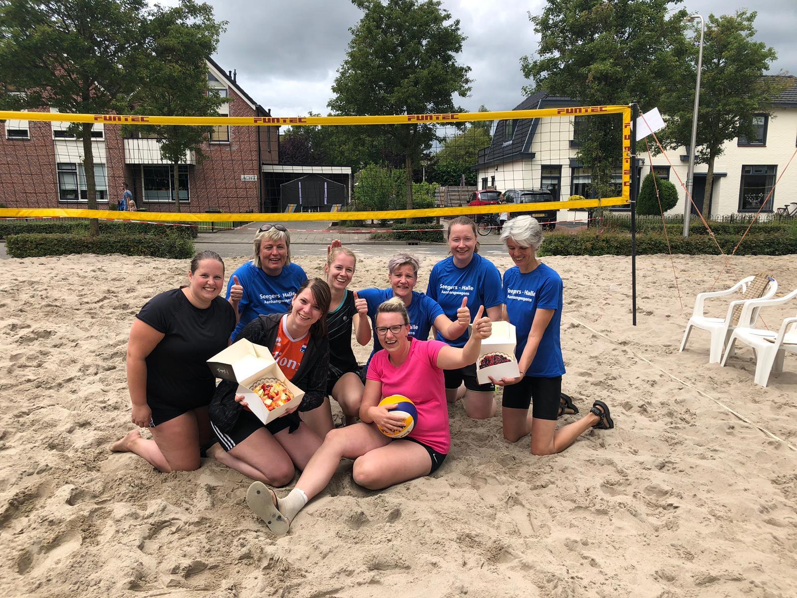 Winnaars Marienvelde Beachtoernooi 2019
